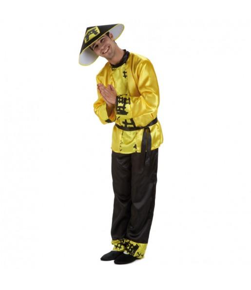 Disfraz de Chino Amarillo