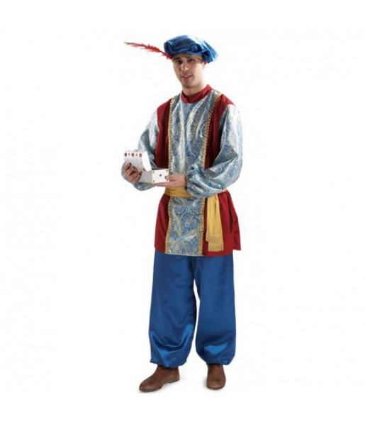 Disfraz de Paje del Rey Gaspar