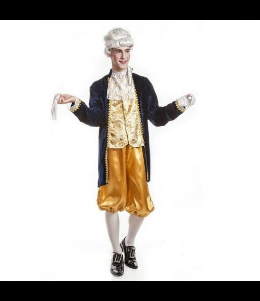 Disfraz de Luis XV Época Adulto