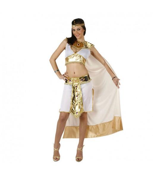 Disfraz de Egipcia con Capa