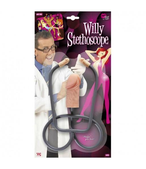 Estetoscopio Willy pene