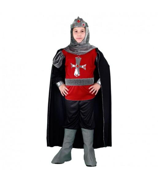 Disfraz de chico Caballero Medieval