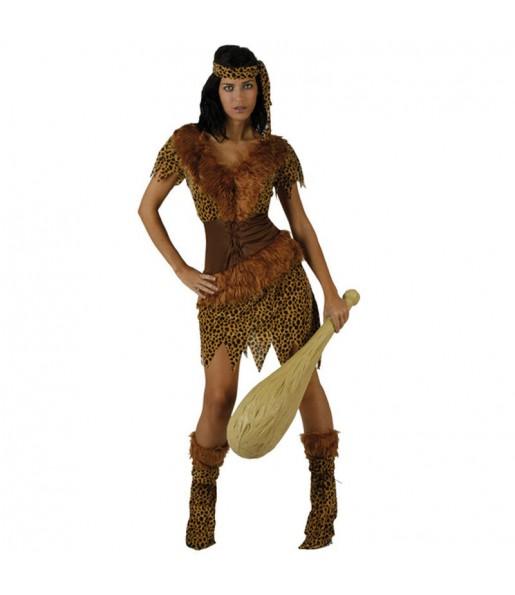 Disfraz de Cavernícola Prehistórica