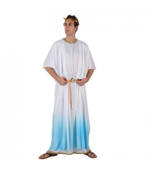 Disfraz de Romano Azul