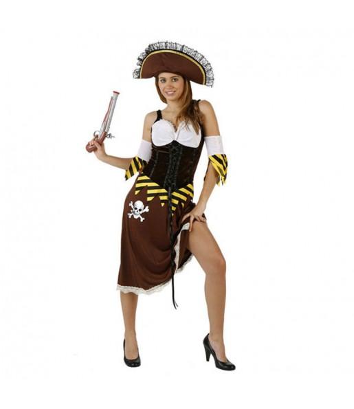 Disfraz de Pirata Sexy