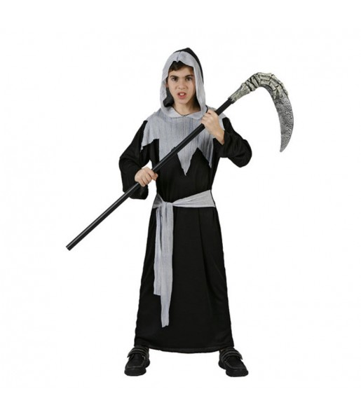 Disfraz de Zombi Encapuchado