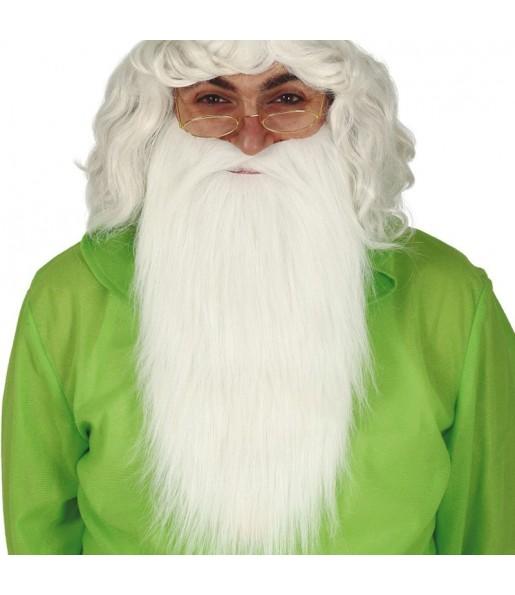 Barba Enanito con bigote