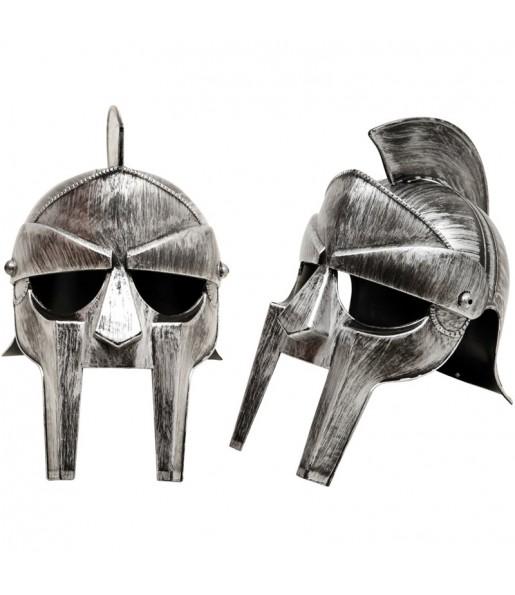 Casco Leónidas Espartano adulto