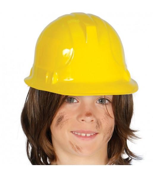 Casco Obrero infantil