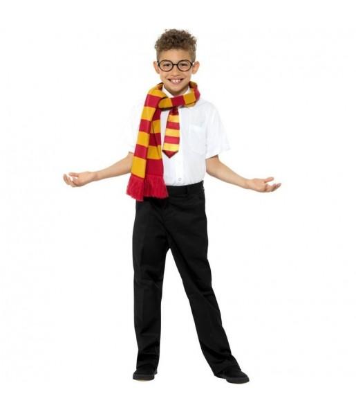 Conjunto Disfraz Harry Potter