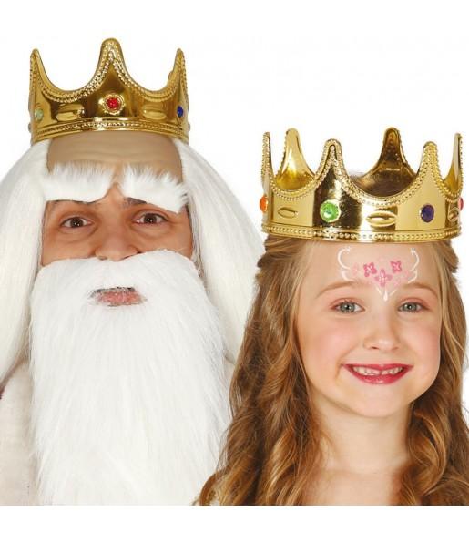 Corona Reina infantil