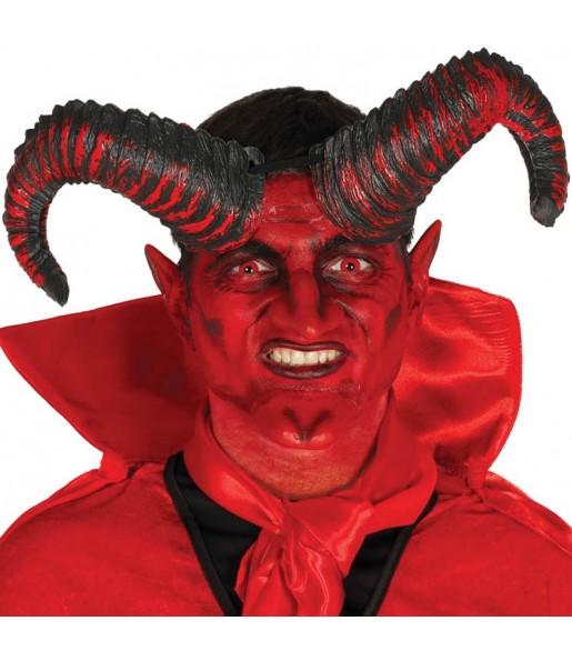 Cuernos Demonio Satanás