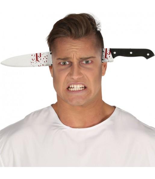 Diadema Cuchillo con Sangre