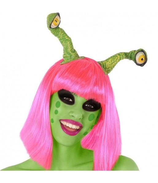Diadema Extraterrestre con ojos