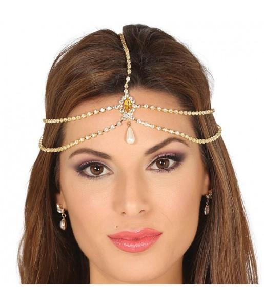 Diadema Princesa Medieval