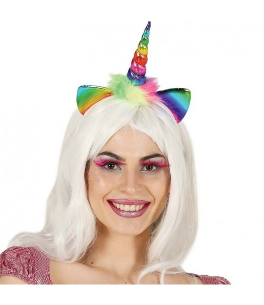 Diadema Unicornio Fantasía