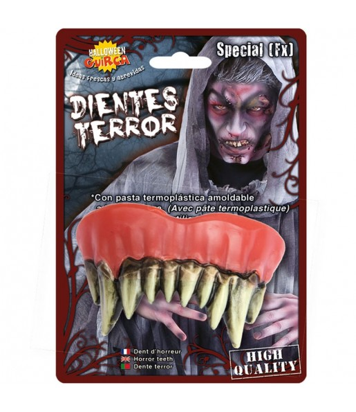 Dientes Payaso Pennywise