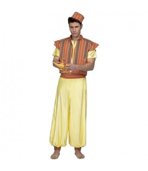 Disfraz de Aladdín para adulto