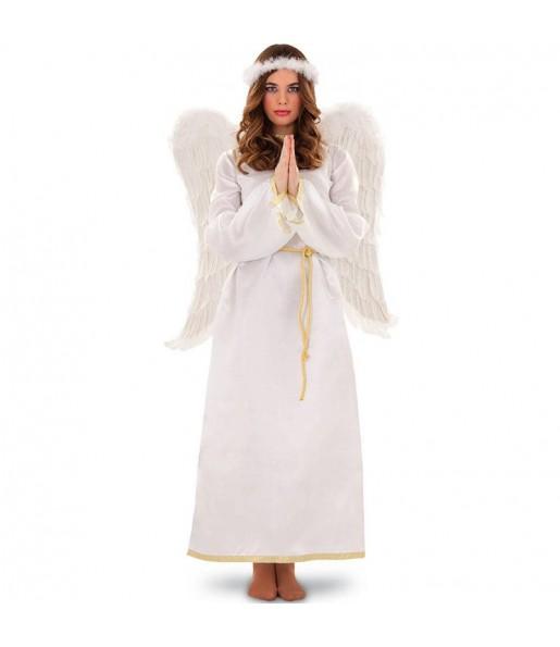 Disfraz de ngel navide o para mujer env o en 24h - Disfraz navideno nina ...
