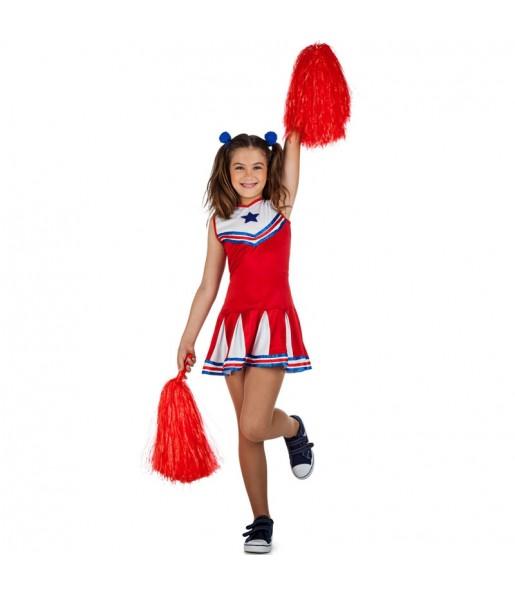 Disfraz de Animadora NBA para niña
