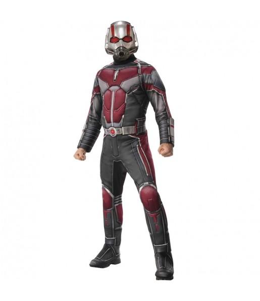Disfraz de Ant-Man para adulto