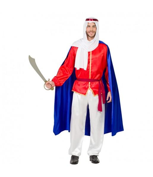 Disfraz de Árabe Beduino para hombre