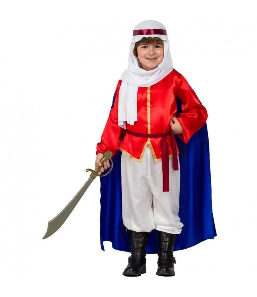 Disfraz de Árabe Beduino para niño