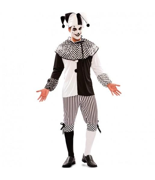 Disfraz de Arlequín Circo para hombre