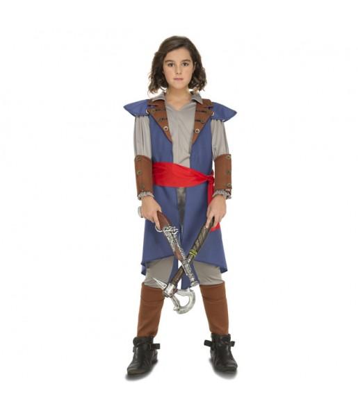 Disfraz de Assassin's Creed Syndicate para niña