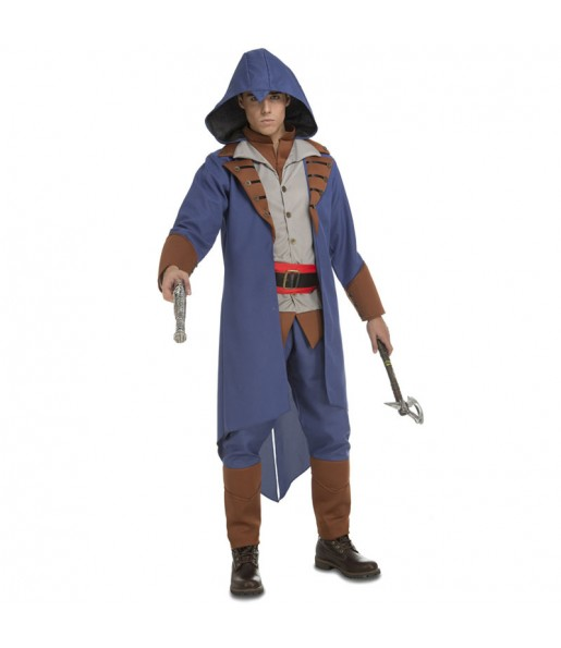 Disfraz de Assassin's Creed Syndicate Adulto