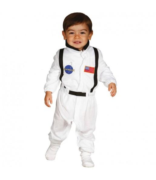 Disfraz de Astronauta Americano para bebé