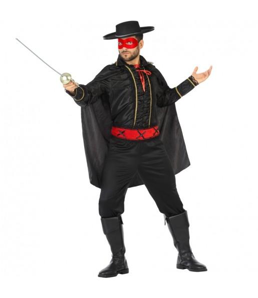 Disfraz de Bandido Enmascarado para hombre