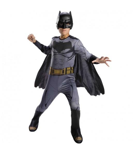 Disfraz de Batman Liga de la Justicia para niño