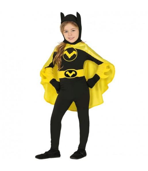 Disfraz de Batman para niña