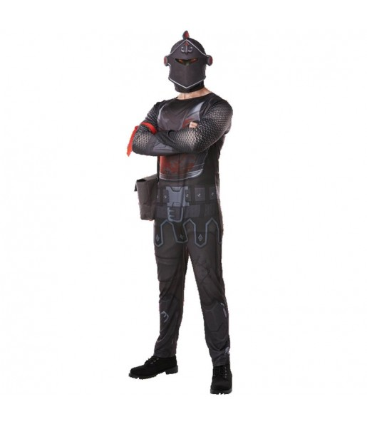 Disfraz de Black Knight Fortnite para adulto