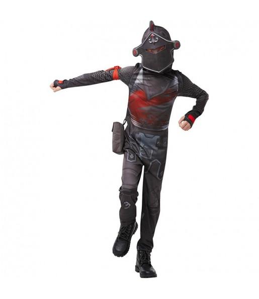 Disfraz de Black Knight Fortnite para niño