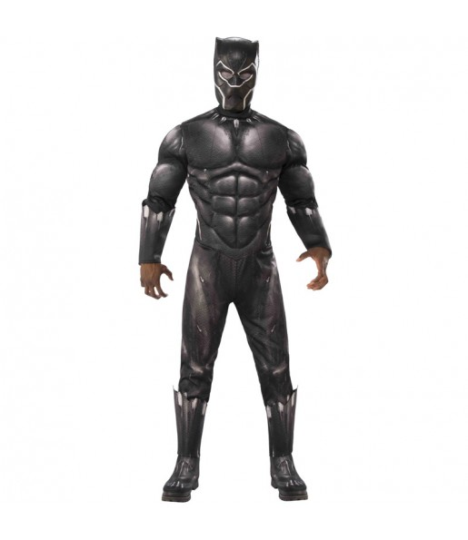 Disfraz de Black Panther Los vengadores para adulto