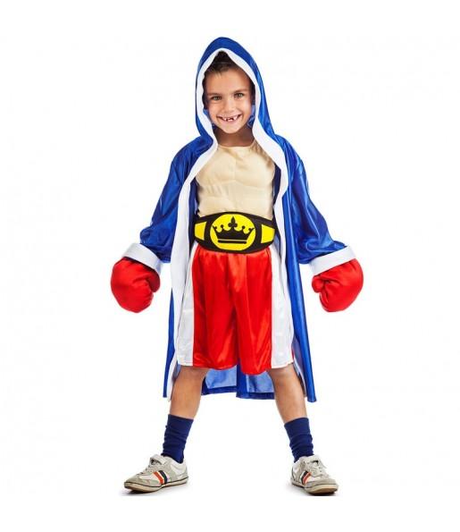 Disfraz de Boxeador UFC para niño