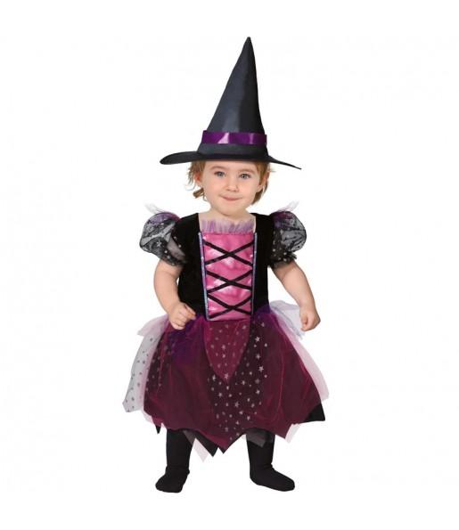 Disfraz de Brujita bebé Halloween