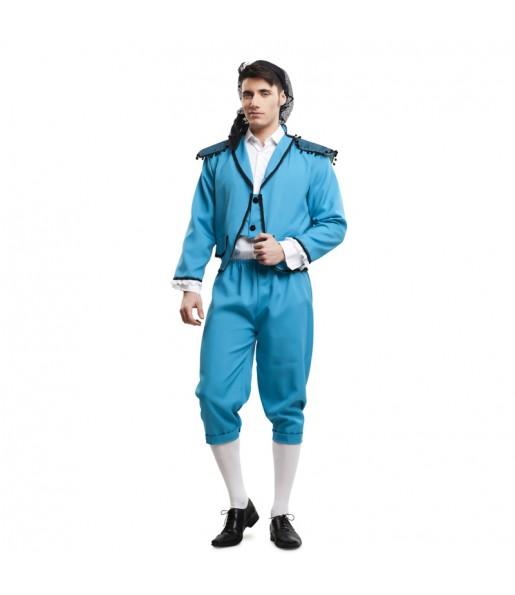 Disfraz de Caballero de Época Goya para hombre