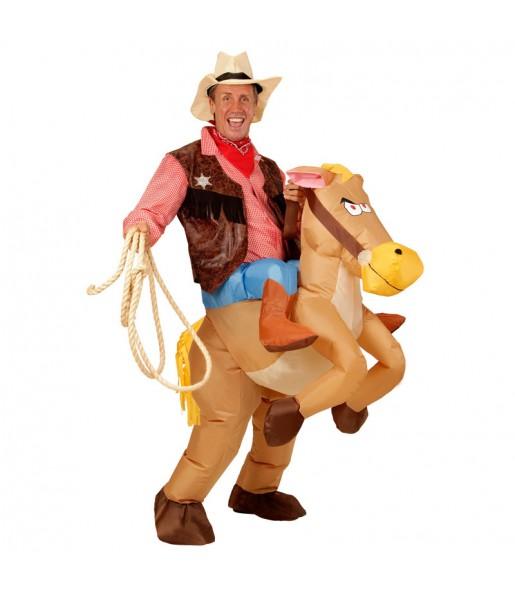 Disfraz de Caballo Ride On
