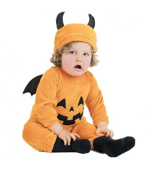 Disfraz de Calabaza Poseída para bebé