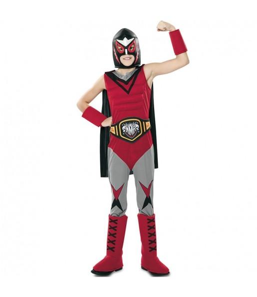 Disfraz de Lucha Libre para niño