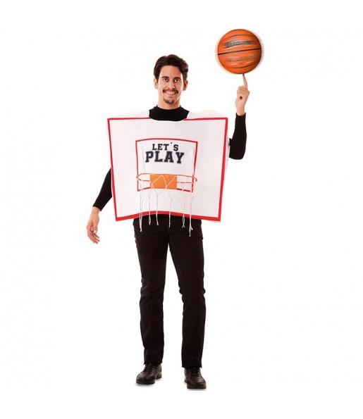 Disfraz de Canasta Baloncesto para adulto