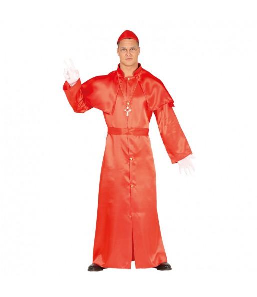 Disfraz de Cardenal Rojo