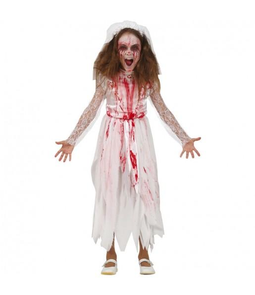 Disfraz de Carrie para niña