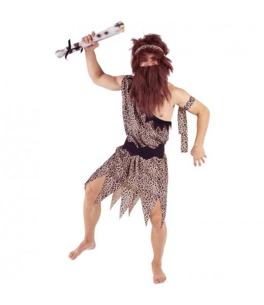 Disfraz de Cavernícola Prehistoria mujer