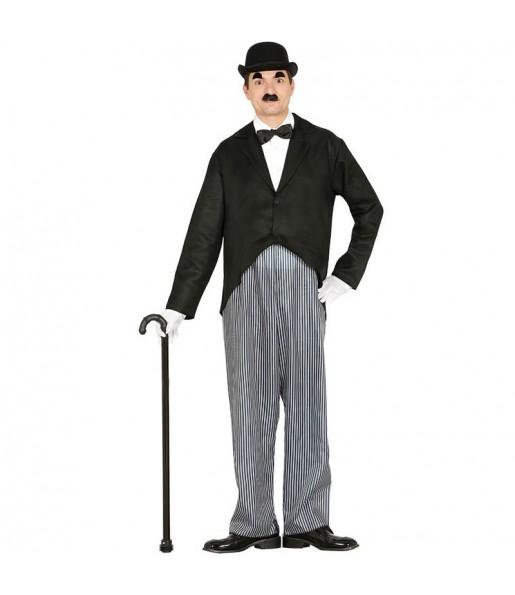 Disfraz de Charles Chaplin