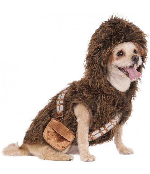 Disfraz de Chewbacca Star Wars para perro