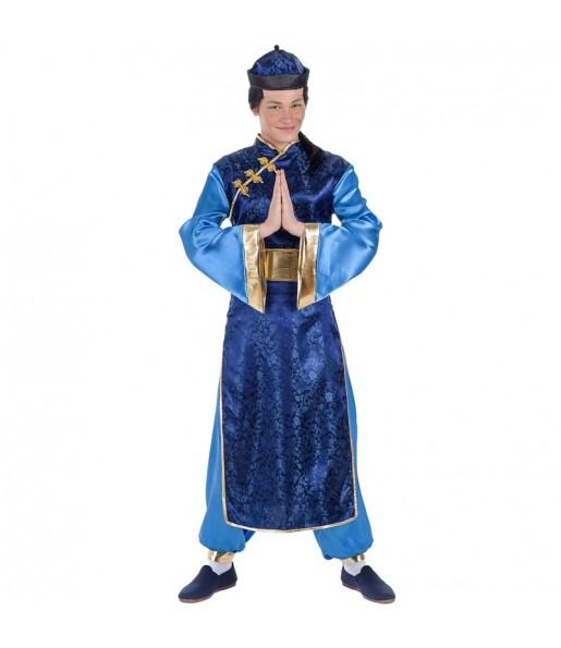 Disfraz de Chino Elegante para hombre
